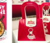 Molini Pizzuti bagpack Pizza Girls special edition